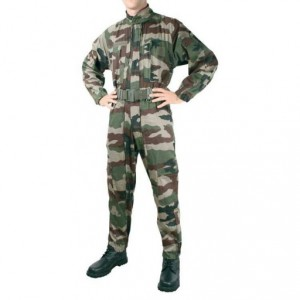 Combinaison Camouflage Combat