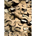 Filet De Camouflage Sable A La Découpe